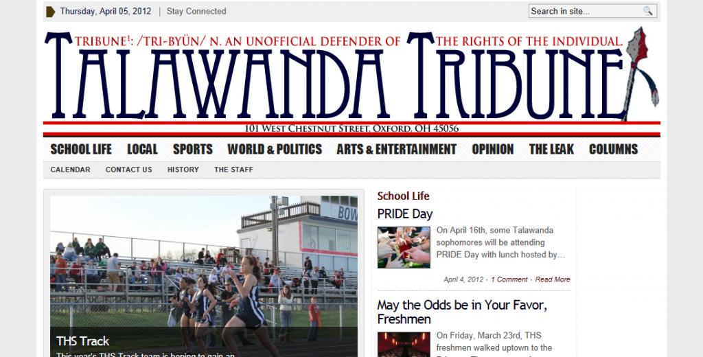 The Talawanda Tribune