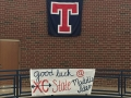 Good luck Maddy!