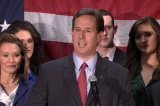 Santorum Calls it Quits