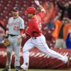 Reds Win in Dramatic Fasion On Mother's Day