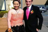 Michigan Teen Makes Prom Dress Out Of Starburst Wrappers