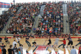 Pep Assembly Leaves Students Fired Up