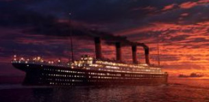 Australian Business Man Rebuilds the Titanic