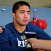 Te'o's Online Relationship Threatens His Draft Standing