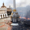 Violence Grows in Ukrainian Protests