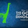 "Pixar to Release ""The Good Dinosaur"" around Thanksgiving"
