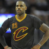LeBron James Frustrated with New Jerseys