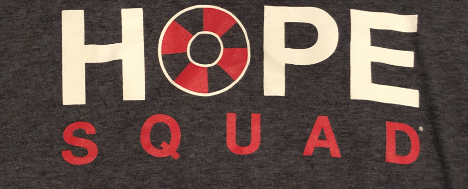 Hope Squad Brings Suicide Awareness