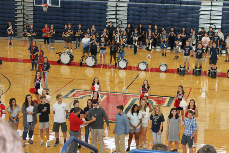 Pep Rally Sept. 20, 2019