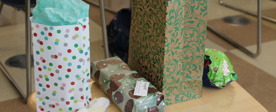 Tribune Tries It:  White Elephant Gift Exchange