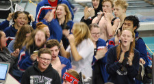 Fourteenth League Championship Win for THS Swim & Dive