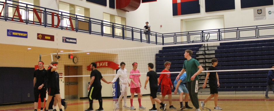 NHS Volleyball Tournament