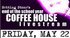 """It'll Be Okay"": Setting Stone Hosts Second Virtual Coffee House"