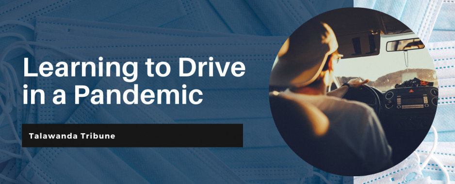 Learning to Drive in a Pandemic