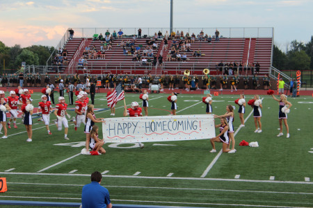 Homecoming Game 2018 Photo Story