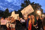 Love and Honor For All:  Miami University Marches Against White Supremacy